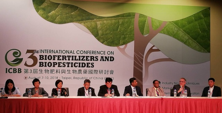 3rd International Conference on Biopesticides 2018